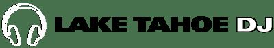 Lake Tahoe DJ Logo